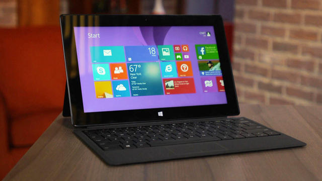 Microsoft Surface 2 Tablet Review