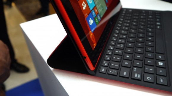 Nokia Lumia 2520 Keyboard