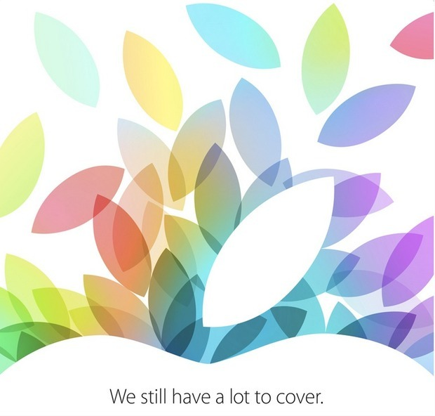 Apple Announcement 2013