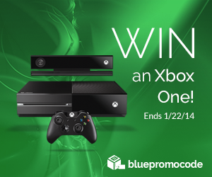 Are You Lucky Enough to Win the BluePromoCode Xbox One Giveaway?